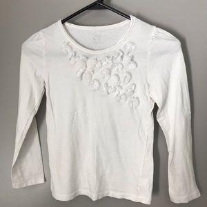 Children's Place girls LS shirt size M (7/8)